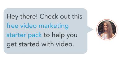 la comercialización de vídeo starter pack