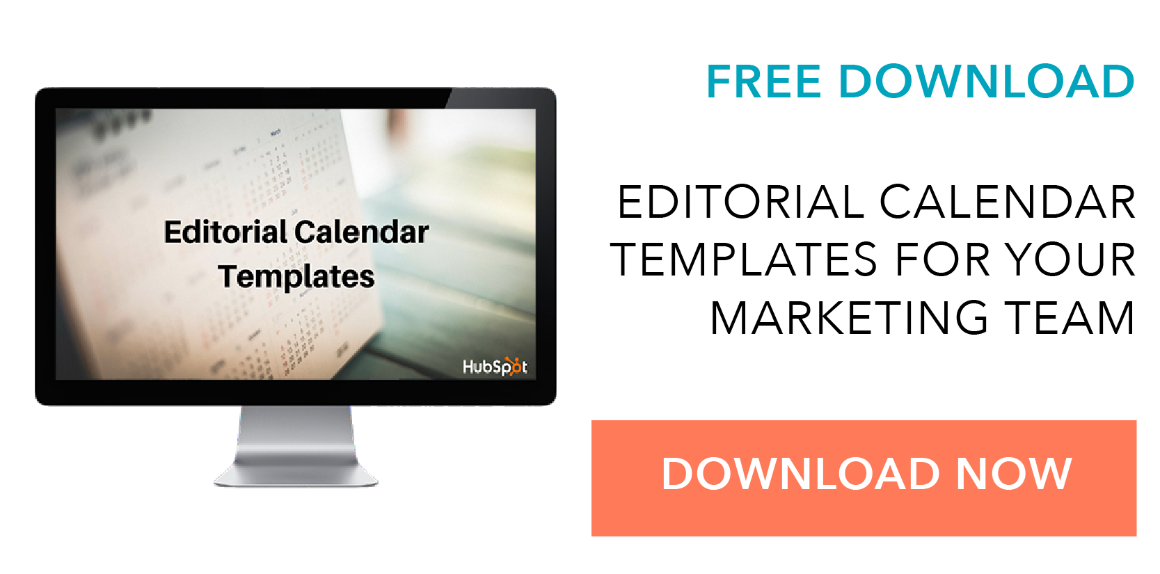 calendario editorial de marketing