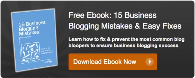 15 De Negocio De Los Blogs Errores