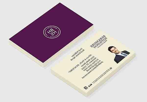 Berkshire-Hathaway-realtor-tarjeta de visita-tarjeta