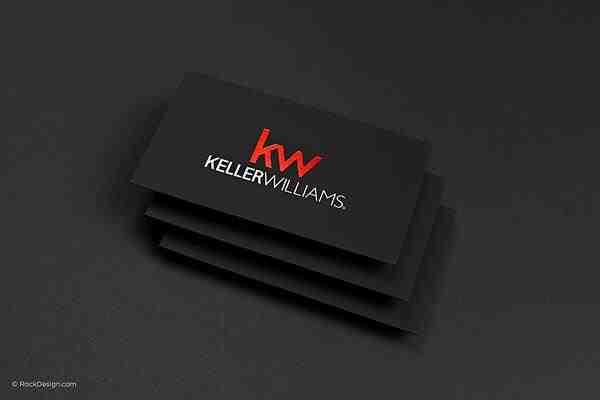 keller-williams-realtor-tarjeta de visita